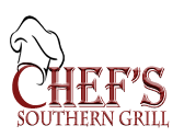 CHEF'S SOUTHERN GRILL Logo